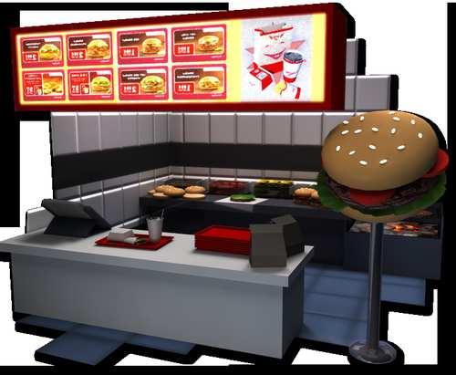 Burger Bude Kapi Hospital